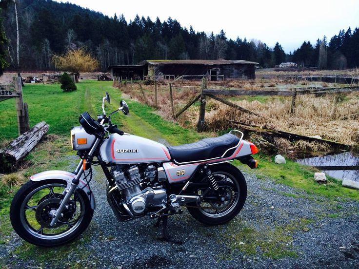 Suzuki GSX 750E / GS 750E