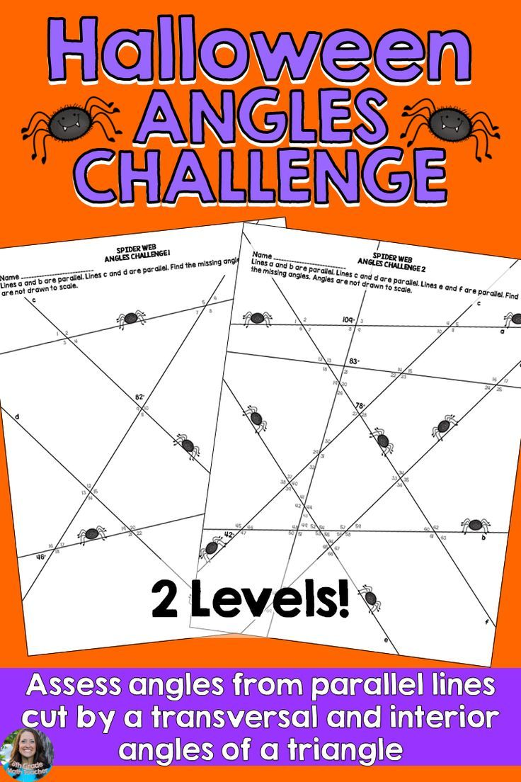 This Is So Fun For Halloween Have Your Early Finishers Or Those Students Who Nee Halloween Math Activities Halloween Worksheets Maths Activities Middle School