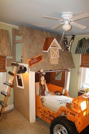 Not found big boy rooms boy rooms and rednecks for Redneck bedroom ideas