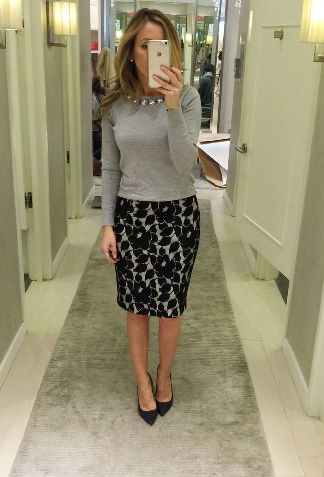 Fitting room snapshots - Loft + Ann Taylor ~ Lilly Style