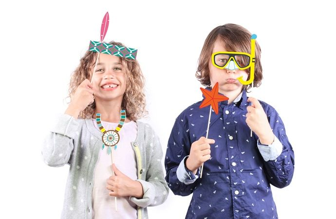 Doiy – Photobooth Kids   Gemini Octopus
