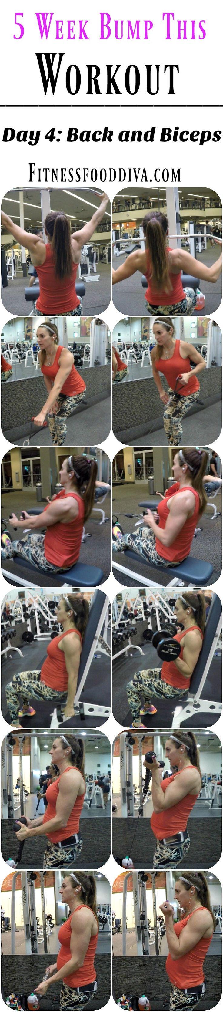 5 Week Bump This Workout!
