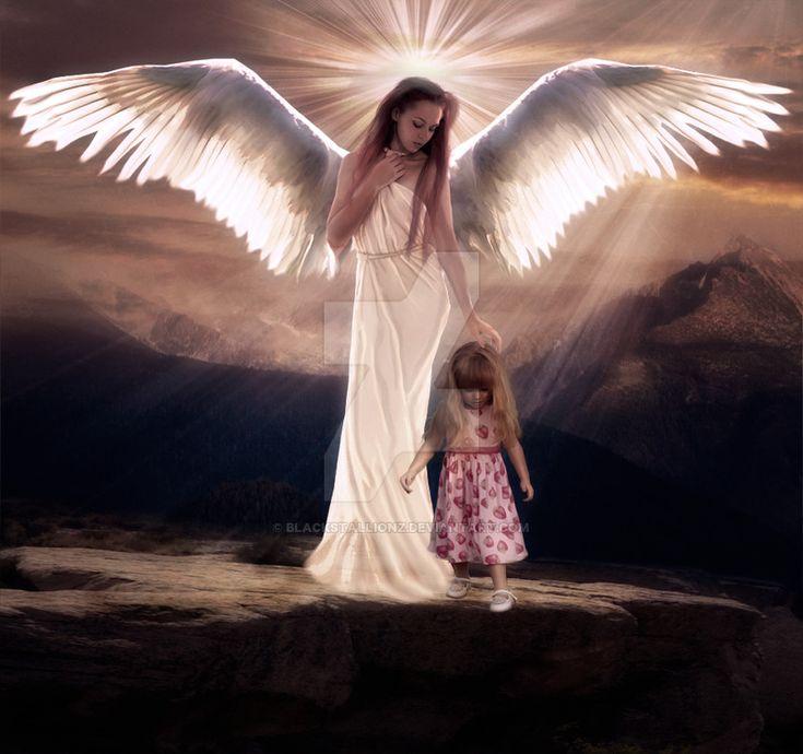 Guardian  Angel by BlackStallionz