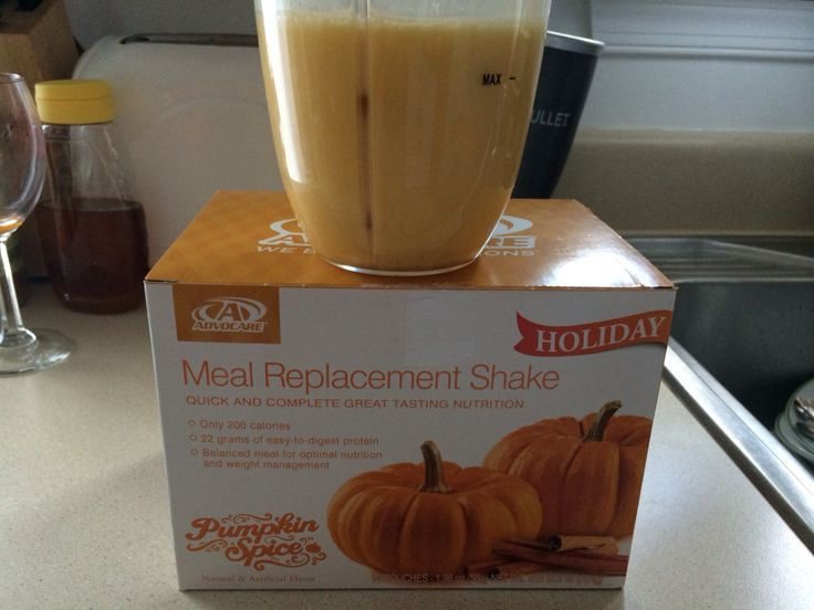 Pumpkin spice. The bomb. 22grams of protein and only 200 calories. www.advocare.com/120619620  limited time only!