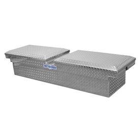 Better Built 60-In Silver Aluminum Truck Tool Box 74012084