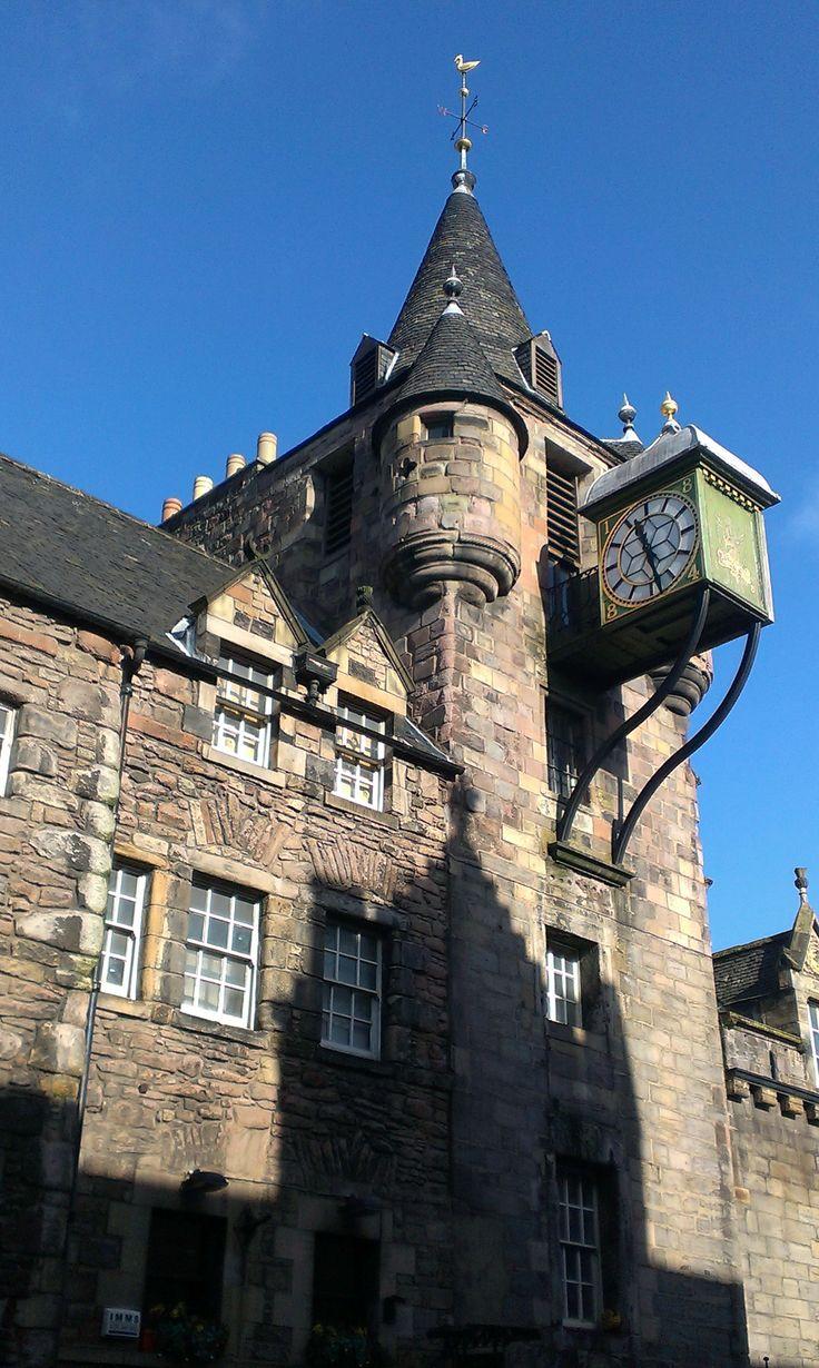 Edynburg / Edinburgh - Canongate