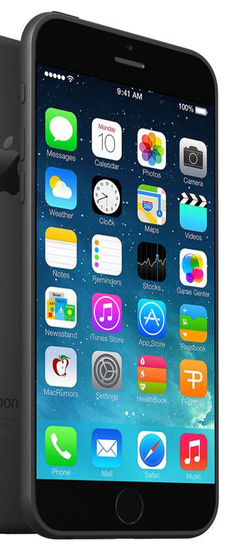 Looking for extra protection for your iPhone 6 screen? Look no further than the Sprout Tempered Glass screen protector! This shatterproof protector is like a second skin for your screen. Made from real glass, it is 100% transparent and offers perfect adhesion. Price: $39.99 #iphone #iphone6 #screenprotector #case #cover #teamapple