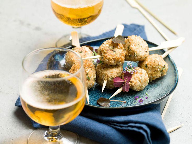 Avec les lectrices reporter de Femme Actuelle, découvrez les recettes de cuisine des internautes : Bonbons de poulet mariné au cidre demi-sec