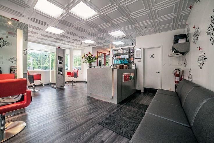 StudioLC Salon - Salon Design Ideas