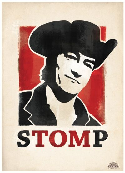 Stomp along with the music of Stompin' Tom: fundraiser April 19 in Ottawa