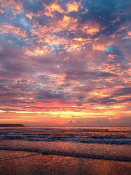 A Sunrise over Merimbula, NSW, Australia. © Christopher Nicholls