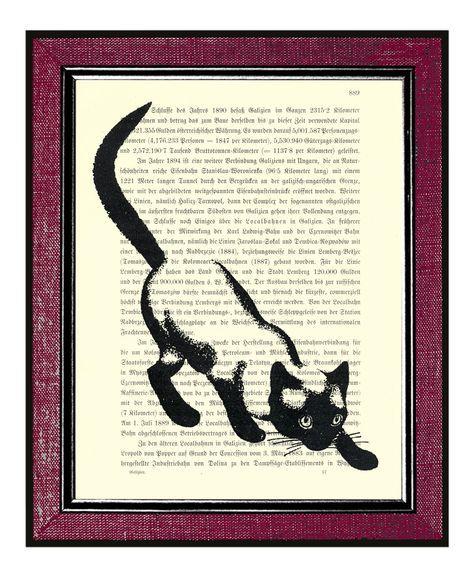 Un chat, écrire un bon roman, lire, c'est tout mon bonheur. Lecture d'un message - mail Orange