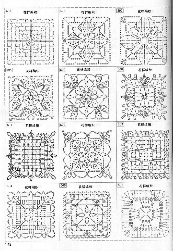 3411 best crochet motif images on Pinterest | Crochet doilies ...