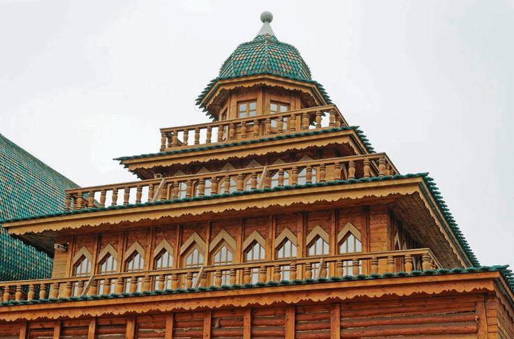 На одной из башен дворца царя Алексея Михайловича в Коломенском начнет работу смотровая площадка | МГОМЗ