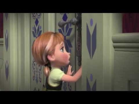 """Elsa, jedna z bohaterek filmu, posiada magiczną moc - potrafi panować nad śniegiem i lodem. Posłuchajcie piosenki o jej niezwykłym darze. """"Mam tę moc"""" w pols..."""