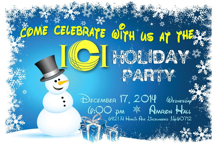 ICI LPN School in Illinois Holiday Party