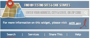 Find a free HIV testing service using our locator. Just input your zip code. https://locator.aids.gov/