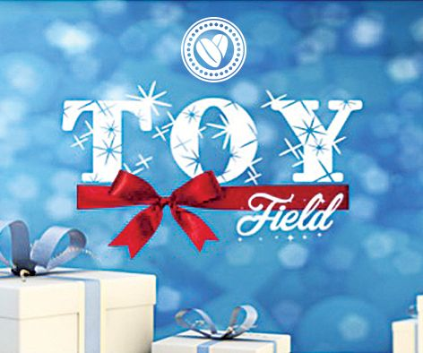 We just love seeing everyone in the giving mood this time of year! While you're shopping, consider picking  up an extra toy and drop it off at any Just Love Coffee & Eatery location. Then join us on December 6th as we help build a field of toys to benefit the Salvation Army's Forgotten Angels!