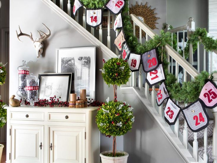 Nice Hgtv Holiday Decorating Ideas Part - 10: 77 DIY Christmas Decorating Ideas