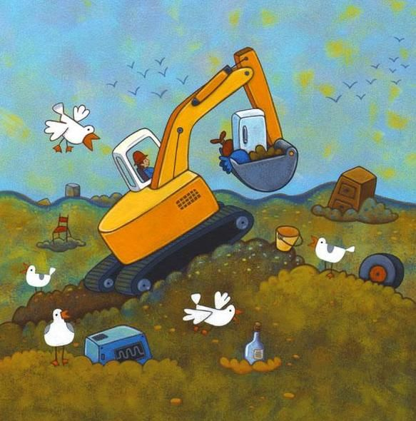 Simona Dimitri - professional children's illustrator, view portfolio