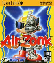 Play Air Zonk (NEC TurboGrafx 16) online | Game Oldies