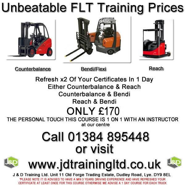 Refresh X2 Forklift Trucks In 1 Day For Only 170 At Httpift