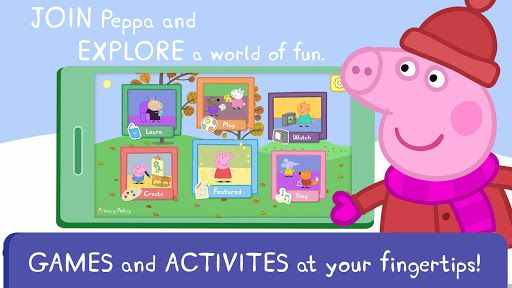 World of Peppa Pig #Generator #madewithunity #gamers #apk #Resources #giveaway #gaming https://t.co/UOzapzOg26