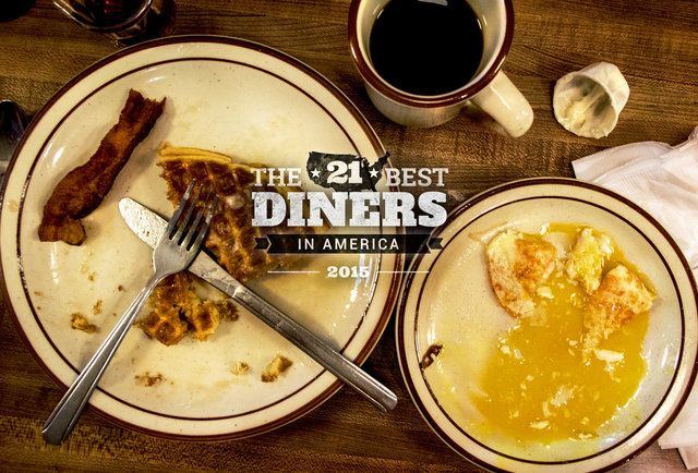 The 21 Best Diners in America Steve's Lunch in Cleveland is one of my son's  2 restaurant, the other is Steve's Lunch in Brooklyn, Ohio.  Congrats to all who work there!!