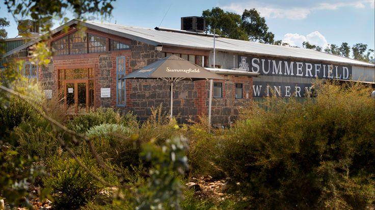 Summerfield Winery, Pyrenees