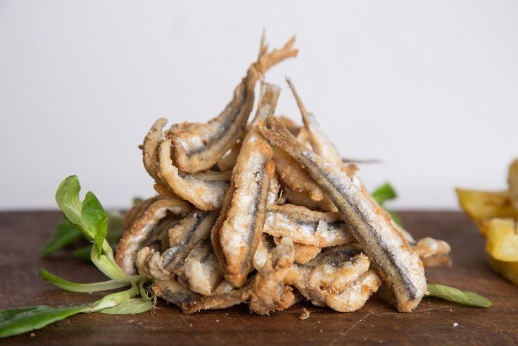 Alici fritte croccanti - ricetta perfetta passo dopo passo Alici fritte croccanti - ricetta perfetta passo dopo passo