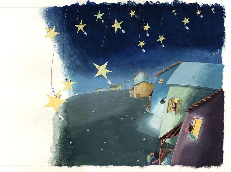 Numerous stars
