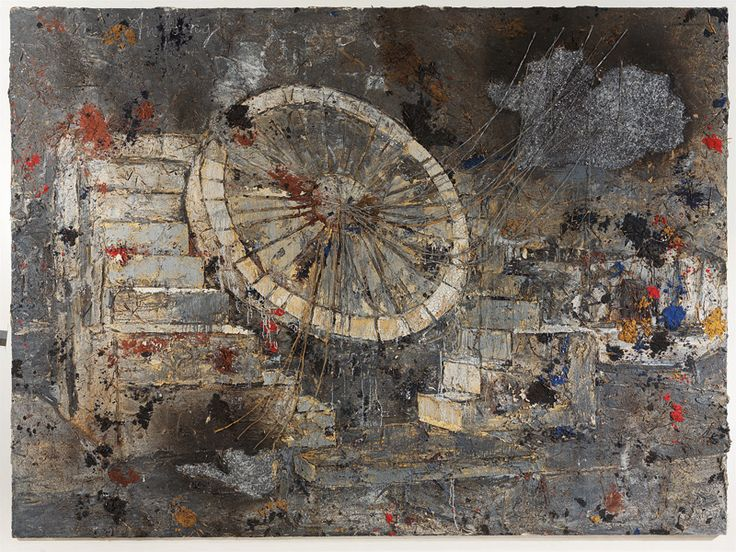 Anselm Kiefer: From the Beginning, 2002