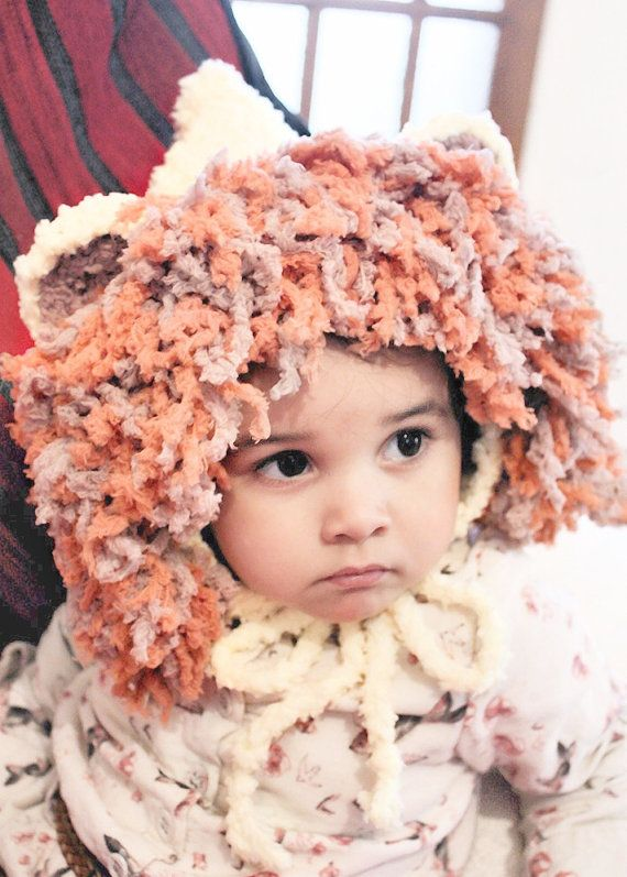 5T to Teen Kids lion mane bonnet hood hat in yellow, orange and brown. Handmade with love by Babamoon :)  *Can also be made in sizes Preemie to Adult   #handmade #babyhat #baby #hat #babies #style #fashion #trend #swag #lionsmane #lionking #hood #lioncostume #lion #bonnet #lionhat #yellow #brown #orange #babyshower #babyshowergift #jungle #etsy #babyfashion #childrensfashion #kidsfashion #babygifts #gifts #etsygifts #photoprop #photographyprop #newbornphotography #newbornprops #children…
