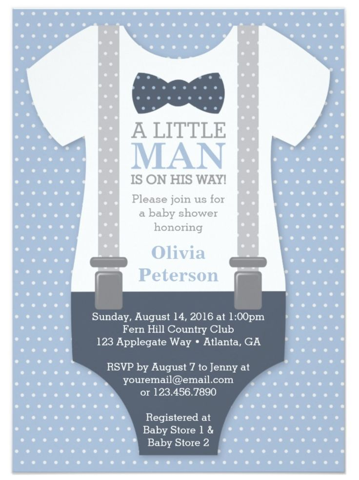 133 best Little Man Baby Shower & Party images on Pinterest | Navy ...