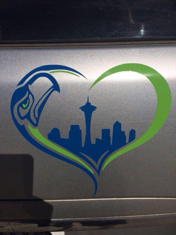 Seattle Skyline tattoo idea