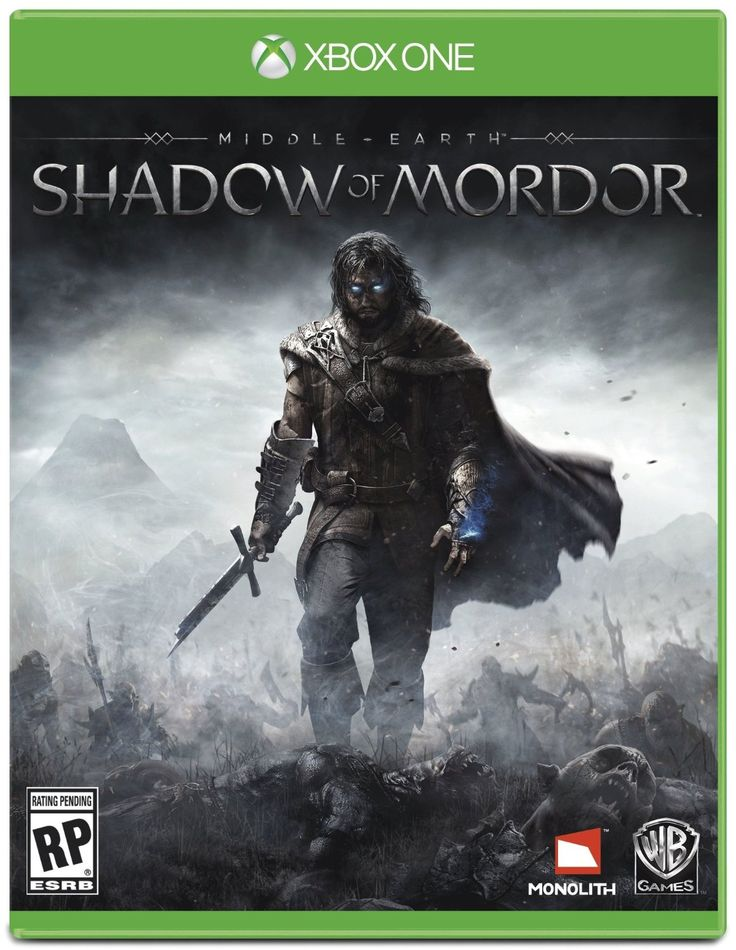 Middle Earth Shadow of Mordor - Xbox One