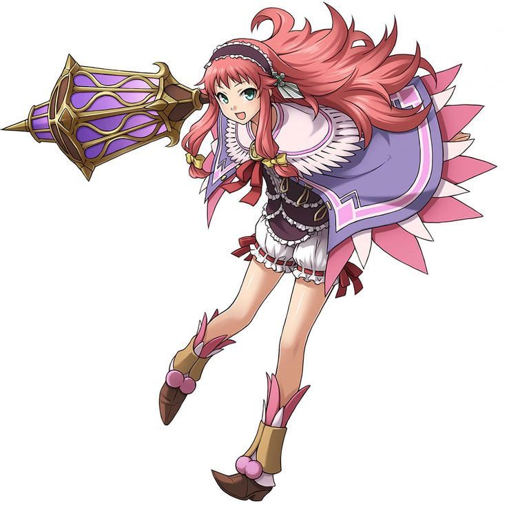 Canlilica from Ys: Memories of Celceta