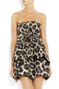 leopard-print jacquard dress: Dresses Black, Leopards Parties, Jacquard Dresses, Dresses Perfect, Leopards Prints Dresses, Addition Leopards Prints, Dresses Obsession, Aka Leopards, Leopards Prints Jacquard