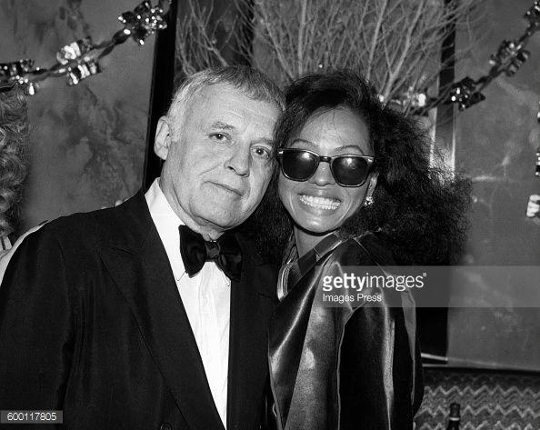 Rod Steiger & Diana Ross