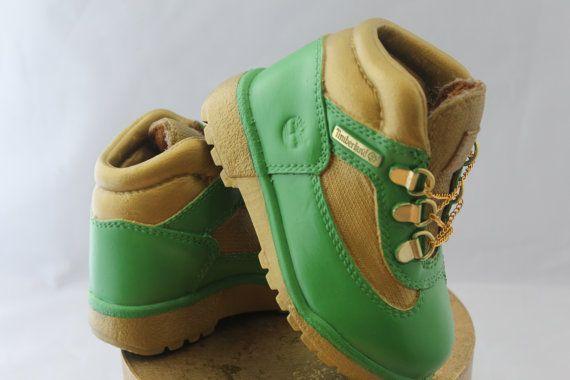 Custom Painted Timberland Boots Unisex Boots Infants by DivineKidz