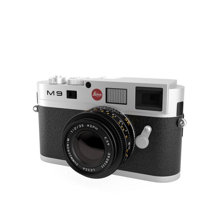 Free 3d model: Leica M9 Digital Camera by Leica http://dimensiva.com/leica-m9-digital-camera-by-leica/