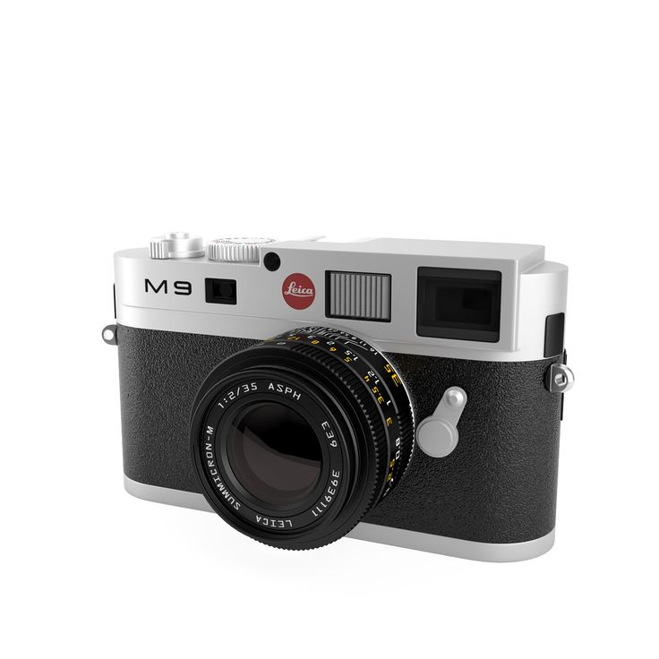 Free 3d model: Leica M9 Digital Camera by Leica http://dimensiva.com/leica-m9-digital-camera-by-leica/