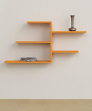 Matte Faba wall shelves by decortie on secretsales.com