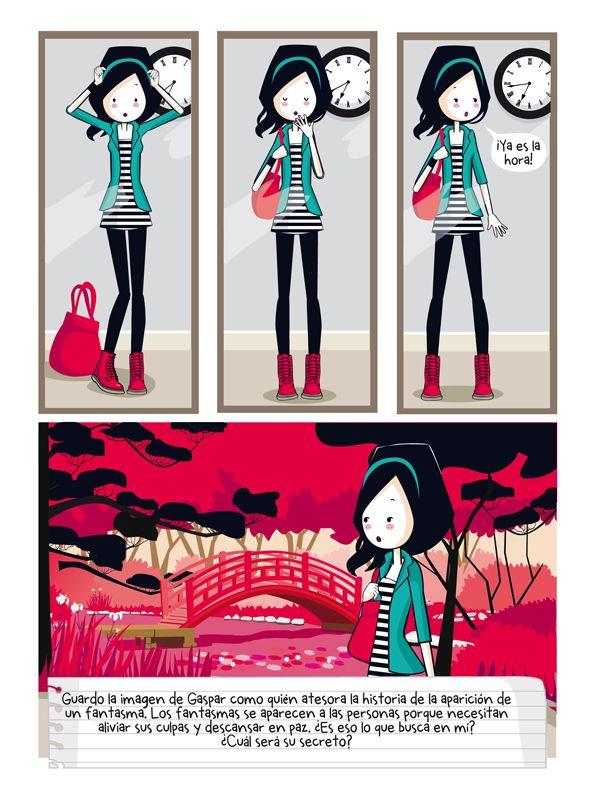 El amor está en el aire – Página 9