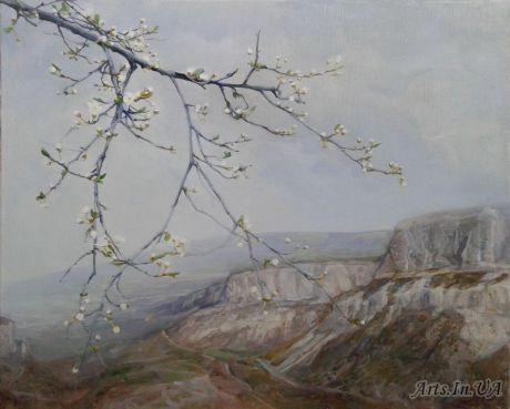 Павленко Гелена - Слива цветет