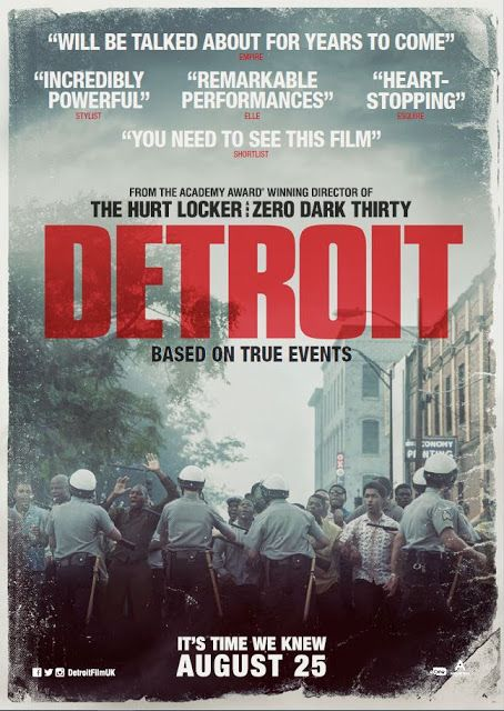 Detroit: Μια οργισμένη πόλη (2017) - Christian And Sociable Movies
