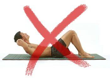 Saiba o que você está fazendo errado para ter uma barriga tanquinho.
