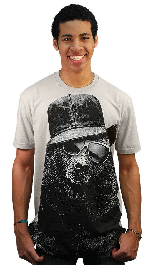 Black Bear T-shirt by RLMarkossa from Design By Humans. Black Bear T-shirt  by RLMarkossa from Design By Humans.