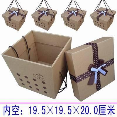 Free shipping wholesale 50pcs/lot 19.5*19.5*20cm fruit packaging bag,food packaging bag € 108,65