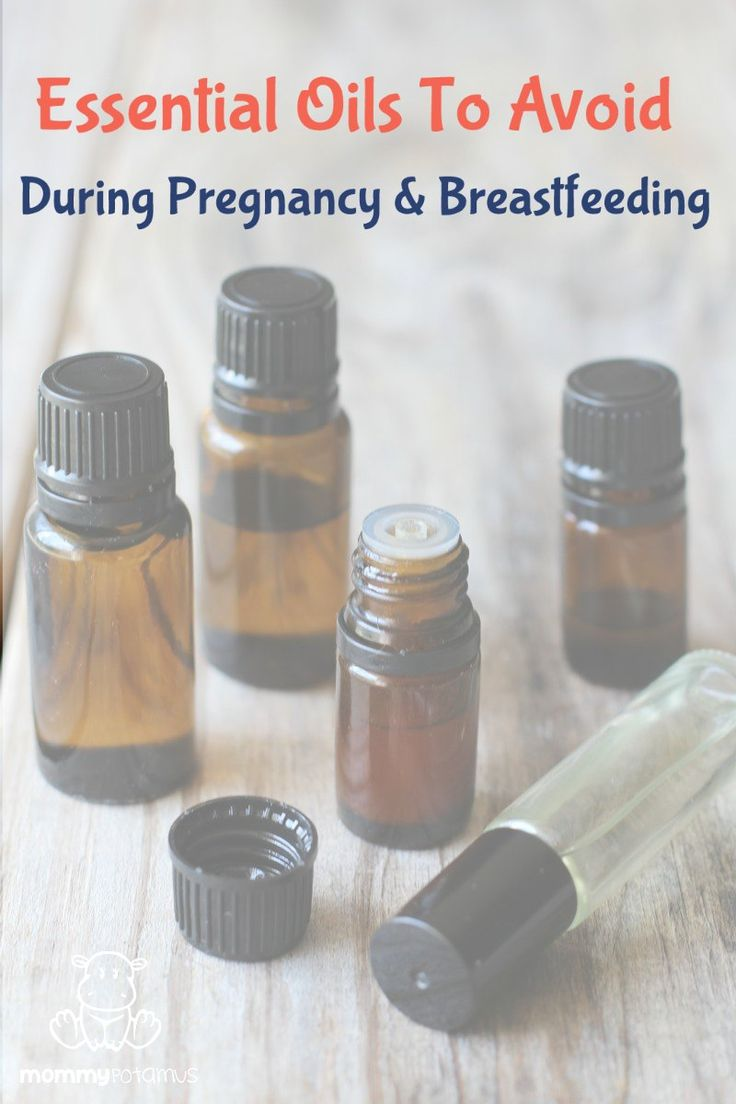 I'm loving this series on safe essential oil use from Mommypotamus! This post dives into the essential oils to avoid during pregnancy and breastfeeding. SO good!